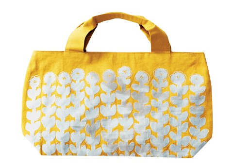 ミナ ペルホネン×クロワッサン特製バッグ