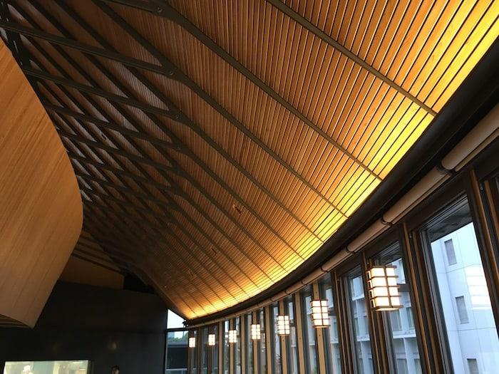 10月1日リニューアルオープン!内藤廣による「とらや 赤坂店」の建築&インテリアをご紹介。   インテリア   クロワッサン オンライン