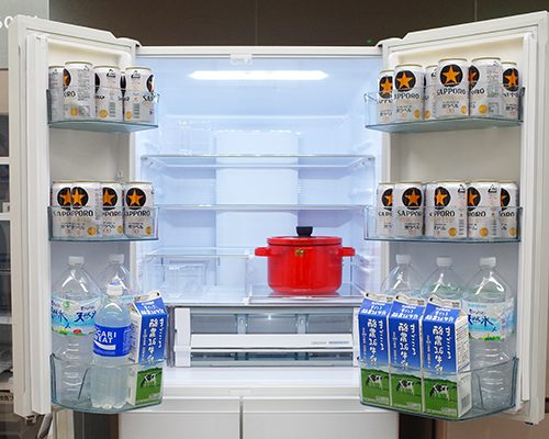 食材も掃除機も長〜く使える。新しくなった日立冷蔵庫「真空チルド」 …