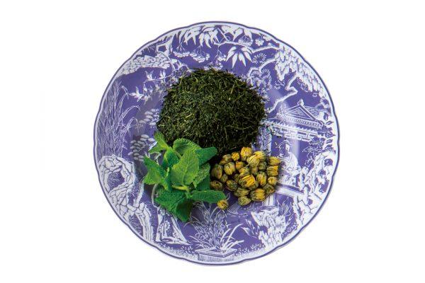 喉の痛みやお腹の張りに。緑茶で作る、かんたん漢方茶。