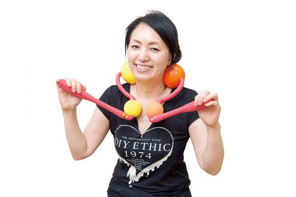 歯科医師・宝田恭子さんが健康のためにやっていること4つ。