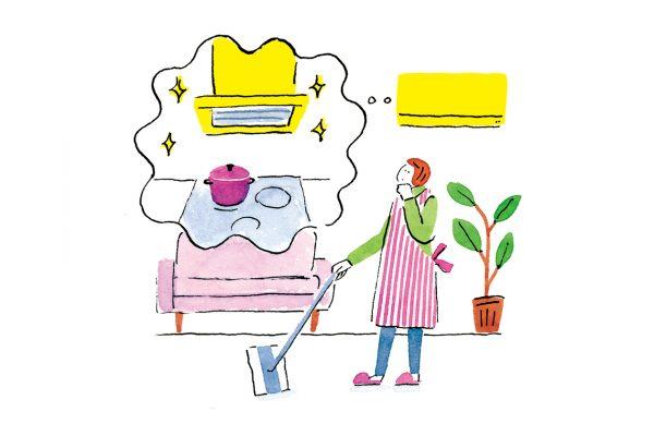 暖房のフィルター掃除が億劫…。少しでも回数を減らしたい。【プロが …