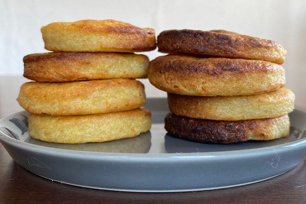 イギリスの家庭料理、ポテトケーキ【ビジンサマレシピ】